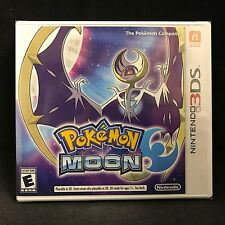 Pokemon Moon (Nintendo 3DS) BRAND NEW / US Version / In-Stock !!