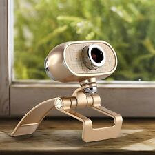AUSDOM Full HD 1080P Webcam USB 2.0 Web Camera AW920 for Desktop Laptop Sma