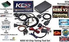 ECU Programming Re-Mapping Tool KESS V2 KSuit V2.31 ECM Titanium OBD2 Bootloader