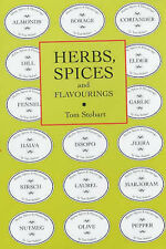 Herbs, Spices and Flavourings, Stobart, Tom Paperback Book