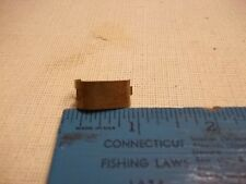 MARX NEW OLD STOCK TROLLEY PICK UP SHOE FOR CP AND 999 AND MORE AET-56