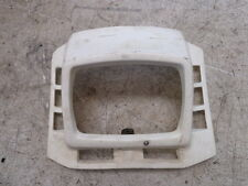 1987 Yamaha Big Wheel BW350 BW 350 headlight shroud cover plastic trim