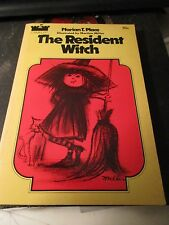 1973 The Resident Witch by Marian T Place