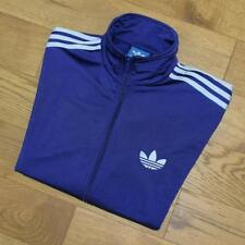 Para hombres De colección Adidas Originals Chándal Top Chaqueta Firebird F1 Retro Ian Brown Large