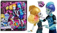 Monster High Wheel Love LAGOONA BLUE & GILLINGTON GIL WEBER Doll 2 Pack Boy Set
