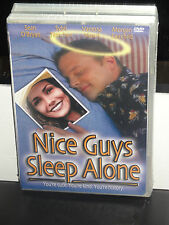 Nice Guys Sleep Alone (DVD) Sean O'Bryan, Sybil Temchen, Stu Pollard, BRAND NEW!