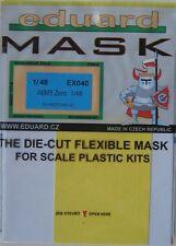 Eduard 1/48 EX040 Canopy Mask for the Hasegawa Mitsubishi A6M5 Zero kit