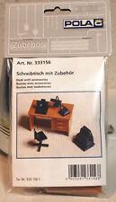 Spur G Kunststoff-Bausatz POLA 333215 1 Klohäuschen G 1:22,5
