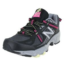 New Balance Classics Wide WT410BP4 D Black Pink Womens US size 9, UK 7