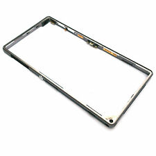 Original Sony Xperia Z1 Metal Side Chassis Edge Bezel Housing C6903Black Grade B