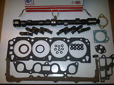 FORD SIERRA 2.0i INJECTION EFi OHC PINTO HEAD GASKET SET & CAMSHAFT KIT 1983-on