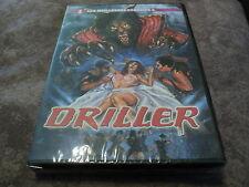 """DVD NEUF """"DRILLER"""" parodie erotique du Thriller de Michael Jackson"""