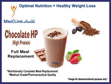 CHOCOLATE HP SHAKES High Protein Weight Loss   6Boxes   SIMILAR TO Optifast® 800
