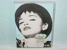 "*****DVD-MADONNA THE IMMACULATE COLLECTION""-1993 Warner Music Vision*****"