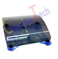 NEW 2016 !!! FAN PS3 PS4 Laptop console horizontal stand w/ cooling LED