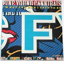 "FINE YOUNG CANNIBALS I'M NOT THE MAN I USED TO BE MIXES USA 12"" SINGLE SEALED"