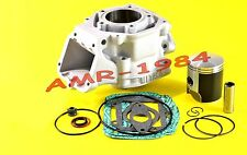KIT CYLINDER NIKASIL MITAKA APRILIA RS 125 ENGINE 122 + PISTON RACING GRAPHITED
