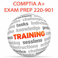 CompTIA a + exam prep 220-901 - video training tutorial dvd