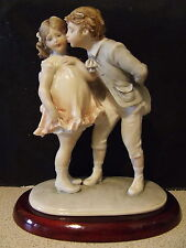 "Bruno Merli   Figurine  ""First Kiss"" - Excellent condition"