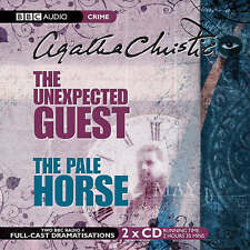The Unexpected Guest: AND The Pale Horse by Agatha Christie (CD-Audio, 2006)