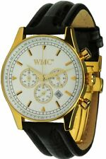 WMC Timepieces Chronograph Herrenuhr QuarzuhrModell ESQUIRE CHRONO # 2026