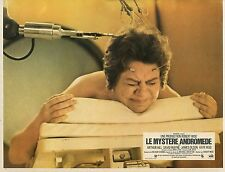 KATE REID THE ANDROMEDA STRAIN 1971 VINTAGE LOBBY CARD N°3  MICHAEL CRICHTON