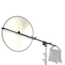 "Neewer Studio Photo Bracket Holder 24""-47"" Swivel Head Reflector Arm Support"