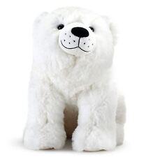 """Polar Bear 11"""" Plush Stuffed Animal Children Kids Soft Toy KOHLS CARE NEW GIFT"""