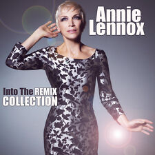 Annie Lennox Remix Collection CD / Eurythmics Little Bird Why Wonderful dj mixes