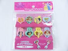 Brand New!! KAWAII Disney PRINCESS BENTO accessories FOOD PICKS cute!
