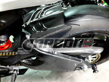 KAWASAKI ZX-6R 636 2009-2016 Carbon Fiber Rear Fender Hugger Mud Guard
