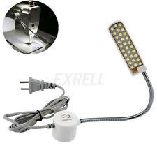 Machine à Coudre Couture 30 LED Lampe 220V Magnétique Lumière Flexible + Prise