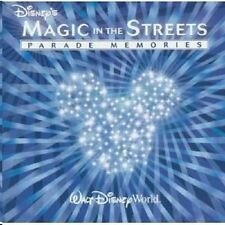 Disney World Magic in the Streets, Parade Memories, NEW CD