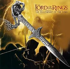 Lord of the Rings LOTR The Hobbit Sting Silver Sword Pendant Necklace US Seller