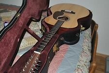 Martin J12-16GTE grand jumbo 12 string guitar w/case