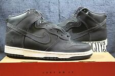 "1999 DS Nike Dunk High LE ""Metallic Purple"" Size 9 US Mens"