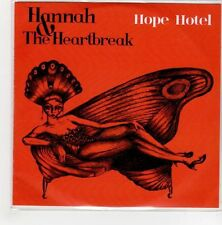 (GN813) Hannah & The Heartbreak, Hope Hotel - 2015 DJ CD