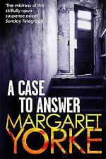 A Case to Answer by Margaret Yorke