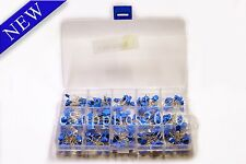 15value 300pcs High Voltage Ceramic capacitors Assortment assorted Kit box - USA