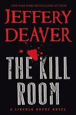 The Kill Room by Jeffery Deaver (2013, Hardcover)