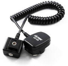 1m TTL Off-Camera Flash Shoe Sync Cord Cable for Canon OC-E3 430EX 580EX Camera
