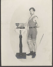 1909 CYCLING AWARD CENTURY CLUB OF AMERICA OLD N Y C PHOTO of Jas J DRAGNER AD68