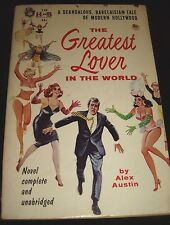 The Greatest Lover In The World By Alex Austin 1959 Hillman Paperback