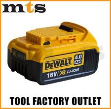 DEWALT DCB182 18V 4.0 Ah MAX* PREMIUM XR LITHIUM ION SLIDE BATTERY - FUEL GAUGE