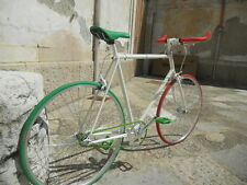 BICICLETTA FIXED SINGLE SPEED ITALIA CERCHI SPORT BULL HORN BICI BIKE BICI CICLO