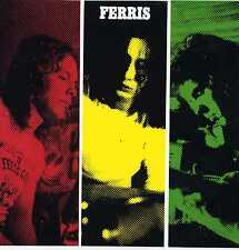 "FERRIS ""S/T"" SHADOKS RE FIN HEAVY PSYCH/BLUES 1971"