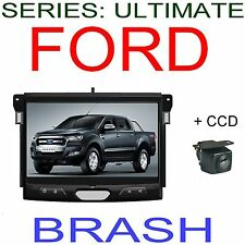 FORD EVEREST  2015+ DVD OZI GPS NAVIGATION iPOD B/TOOTH STEREO HEADUNIT +CAM