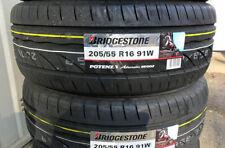 Copertoni Pneumatici auto 205/55 16 91W Bridgestone RE002 gomme nuove estive