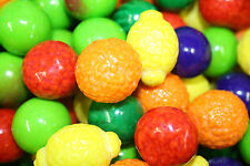 GUMBALLS SEEDLINGS BUBBLE GUM 25mm or 1 inch (57 count), 1LB