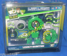BEN 10 Ultimate Alien LEGACY OMNITRIX 35 pieces 1000 combinations New FX etc